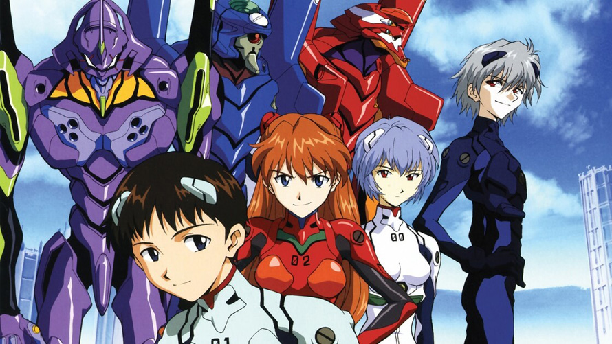 Evangelion HD Remaster Makes Its Japanese Broadcast Debut
