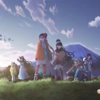 Laid-Back Camp Short Anime Set for January 2020