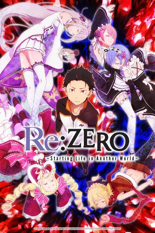 isekai anime - Re:ZERO -Starting Life in Another World
