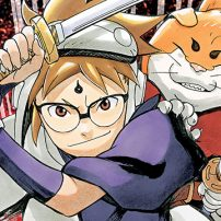 English Shonen Jump Celebrates Arrival of Naruto Author's New Manga