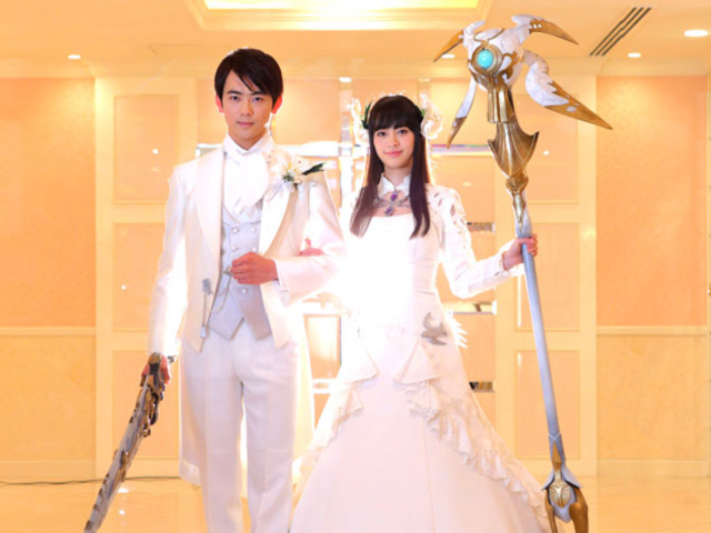Japan Offers the Real-Life Final Fantasy Wedding of Your Dreams