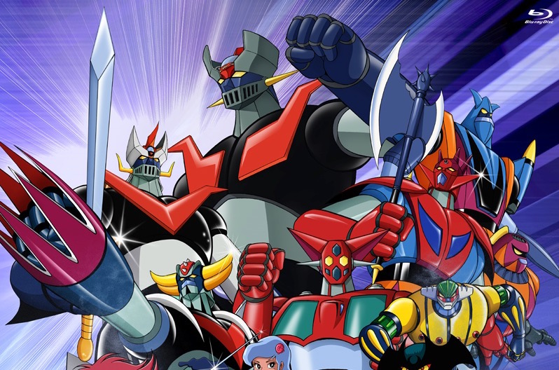 Fans Vote on Favorite Go Nagai Anime Episodes for Blu-ray Collection