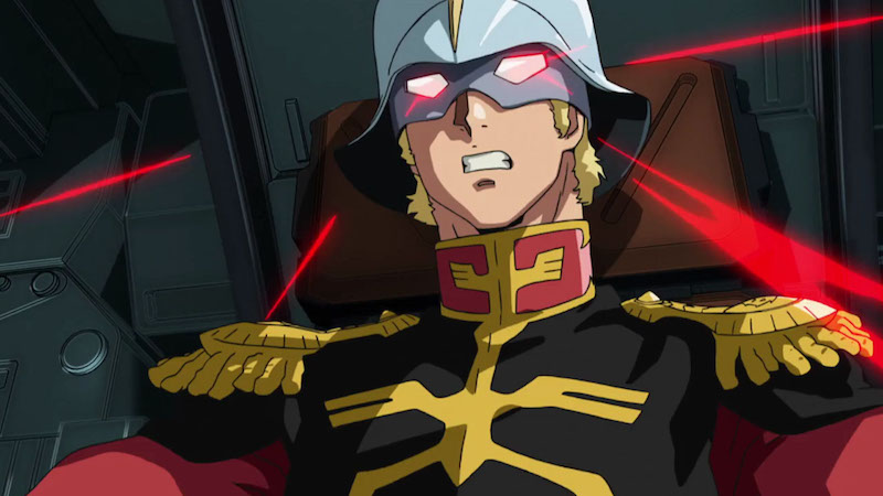 Gundam: The Origin Anime is Next Up for Toonami