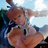 JUMP FORCE Trailer Throws Hunter x Hunter's Biscuit Krueger into the Mix