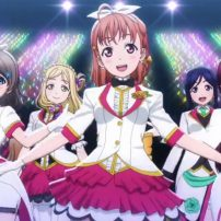 Love Live! Sunshine!! Anime's Aqours Unit to Light Up Anime Expo Again