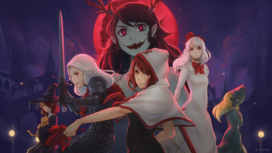[Review] Momodora: Reverie Under the Moonlight