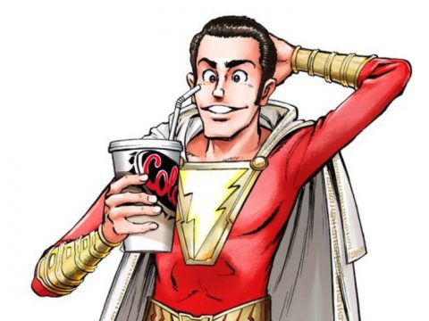 Late Lupin the Third Creator's Shazam Illustration Revealed