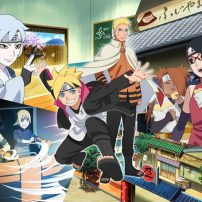 Naruto and Boruto Themed Area Opens at Fuji-Q Amusement Park on July 26
