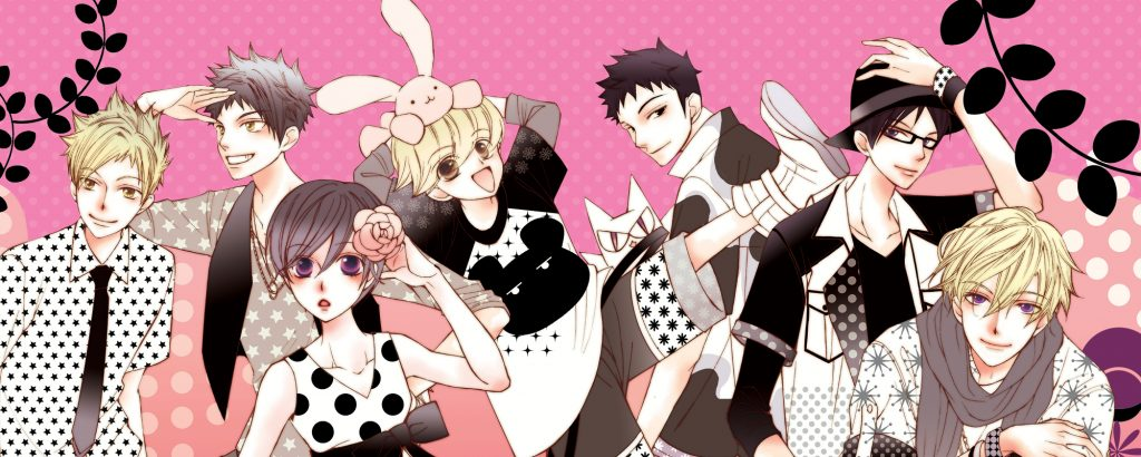 Ouran High School Host Club Manga Author is Coming to Anime Expo