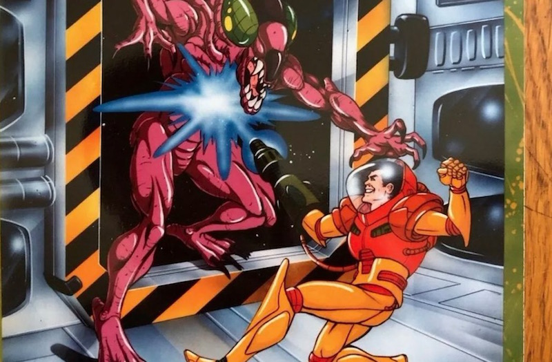 Concept Art Reveals '90s Metroid Cartoon Starring Male Samus and More