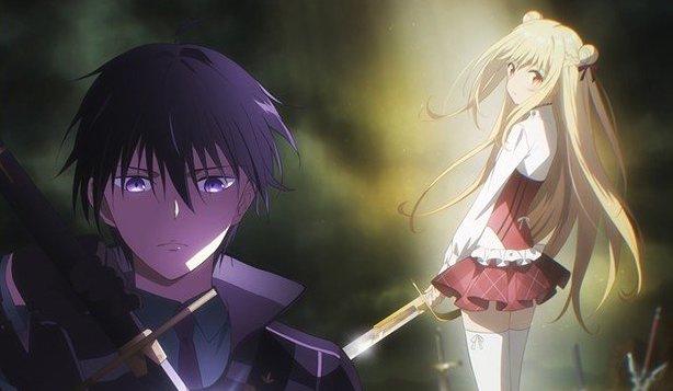 Assassin's Pride Anime Series Reveals First Visual