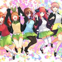 The Quintessential Quintuplets Gear Up for a Solo Exhibition