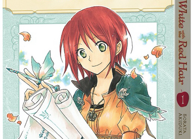Snow White with the Red Hair Vol. 1 [Review]