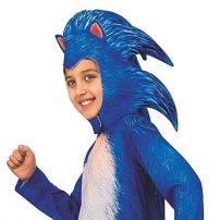 What's Worse, the Sonic Movie Design or This Kids Costume?