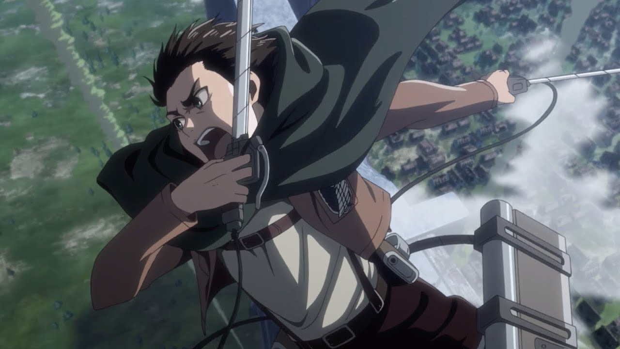Wit Studio Said to Leave Attack on Titan Following Season 3