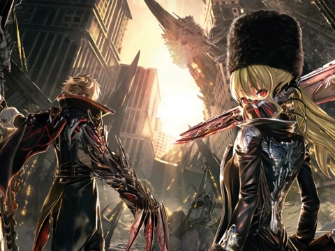 Code Vein (Preview)