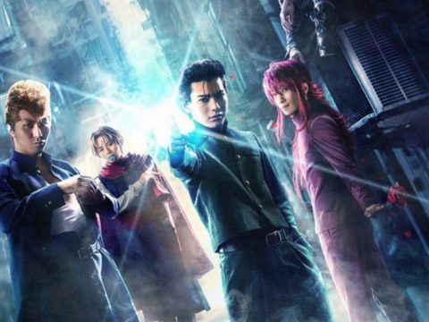 Yu Yu Hakusho Inspires Stage Play, Shares First Visual