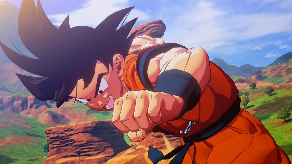 Goku's Story Gets Told Once More in Dragon Ball Z: Kakarot Action-RPG