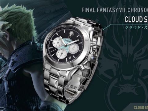 Final Fantasy VII Remake Watches Will Cost You a Cool $2,500