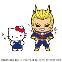 My Hero Academia Cast Gets Ridiculously Cute in Sanrio Collaboration