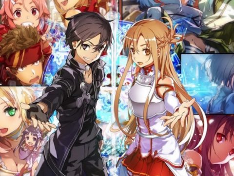 Sword Art Online Celebrates 10 Years with Interactive Exhibit
