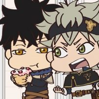Black Clover Gets Cute Super-Deformed Short Anime