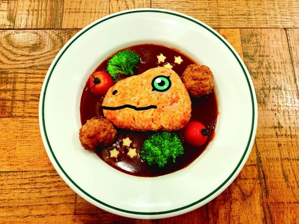 Digimon Collab Café Offers Up Seriously Scrumptious Snacks