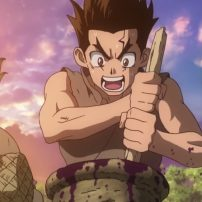 Dr. STONE Anime Reveals July 5 Premiere Date