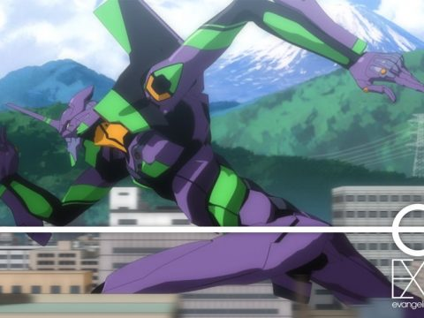 First 10 Minutes of Evangelion 4 to Screen at Anime Expo, Elsewhere