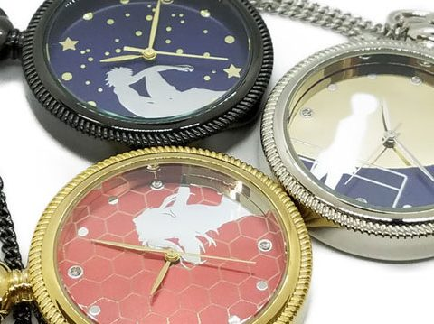 Count Down to Evangelion 4 with Eva Pendant Watches