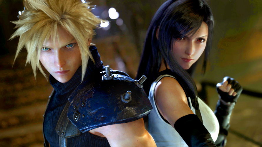 No, Final Fantasy VII Remake Didn't Shrink Tifa's Boobs