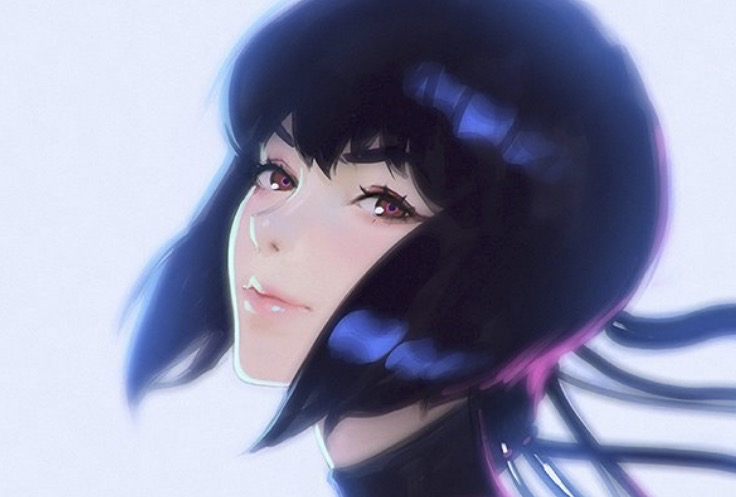 New CG Ghost in the Shell Anime Reveals Motoko's Character Design