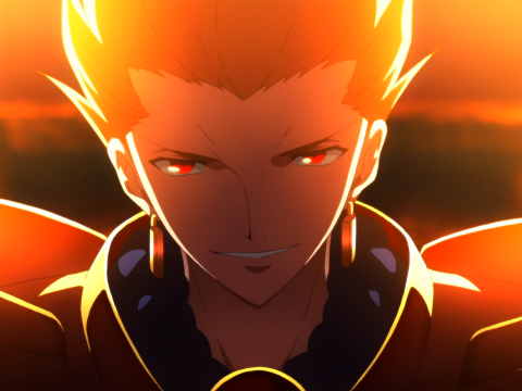Audiobook Has Fate Series' Gilgamesh Voice Actor Reciting Epic of Gilgamesh