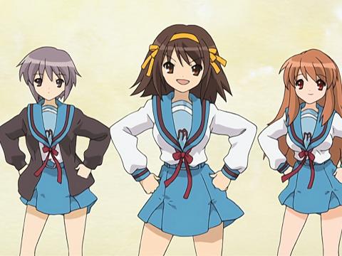 "Haruhi Suzumiya Anime's Voice Cast Reunites to Perform ""Hare Hare Yukai"""