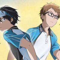 Soft Tennis Anime Hoshiai no Sora Gets Megumi Nakajima Opening