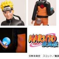 Life-Size Naruto Figure Can Be Yours for 2.4 Million Yen