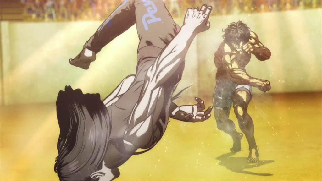 Kengan Ashura Anime Brings the Pain in Latest Preview