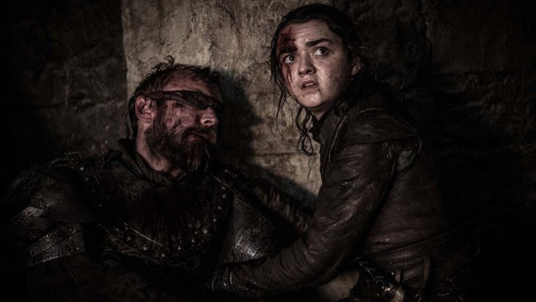 Find Out What Game of Thrones Star Maisie Williams' Favorite Anime is