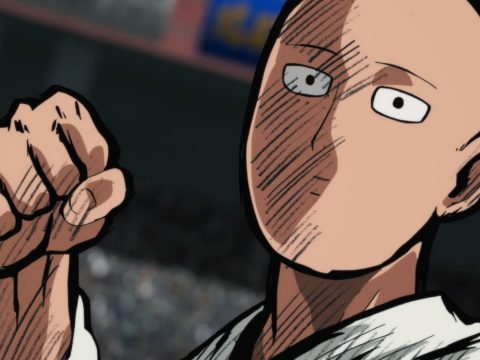 One-Punch Man Season 2 Blu-rays Delayed by Two Months