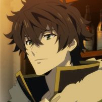 New The Rising of the Shield Hero Anime Visual Brings the Heat