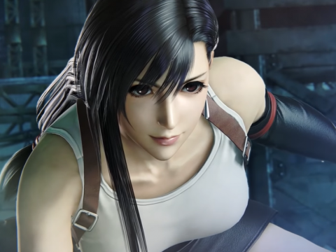 "Dissidia Final Fantasy Director Promises ""Bouncy"" Tifa in Fighting Game"