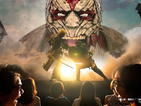 Attack on Titan's Universal Studios Attraction Highlights Audience Reactions
