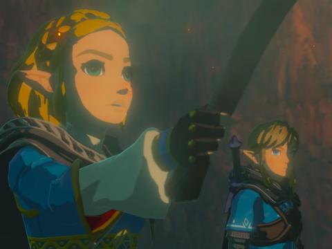 Nintendo Reveals Legend of Zelda: Breath of the Wild Sequel