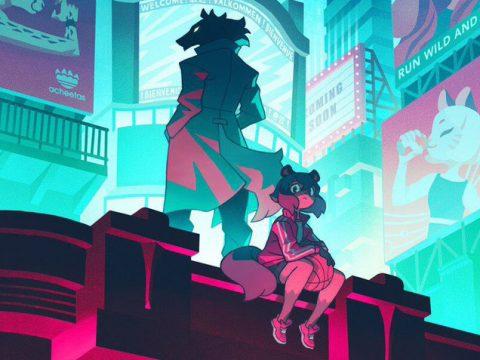 Trigger Reveals Original Anime BNA