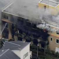 Arsonist Attacks Kyoto Animation Studio, Leading to Injuries and Fatalities