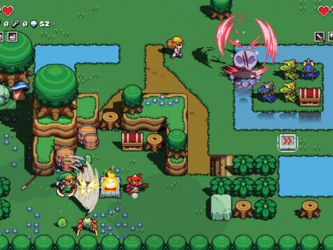 [Review] Cadence of Hyrule