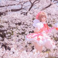 Japanese Cosplayer Sets World Record for Most Cardcaptor Sakura Merch