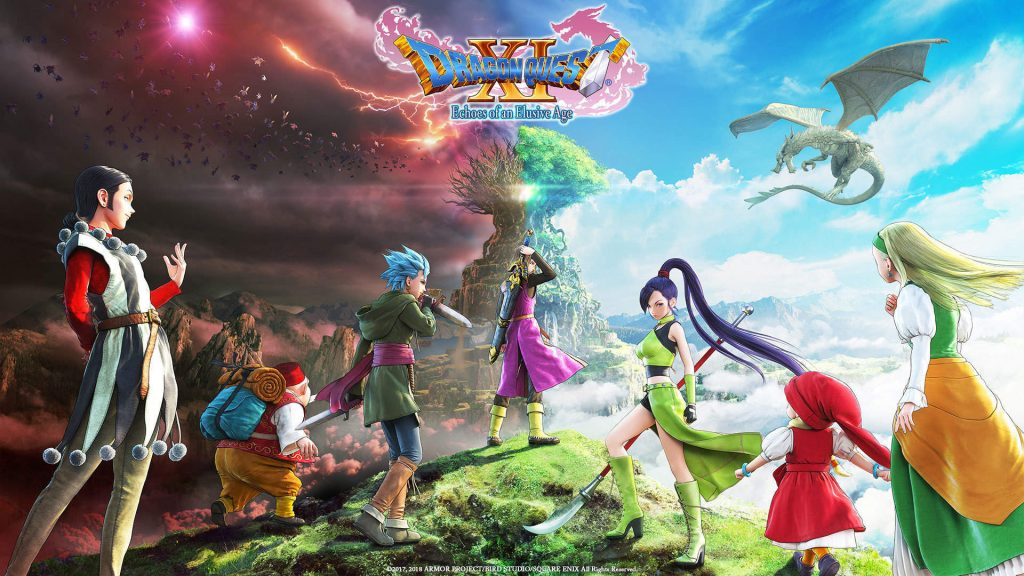Fairy Tail Creator's Dragon Quest XI One-Shot Manga Arrives This August