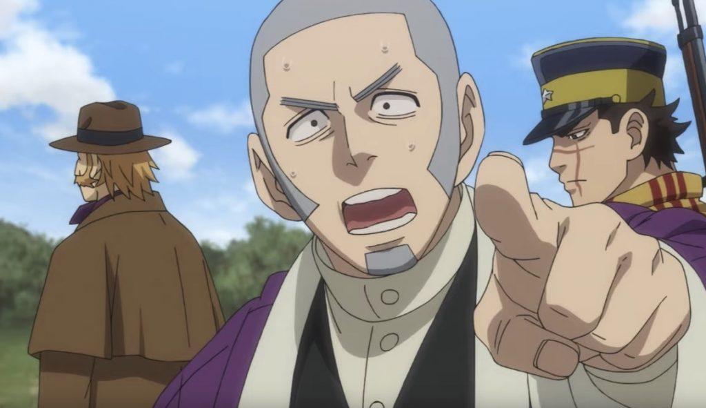 Golden Kamuy Anime Trailer Previews Third OVA