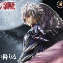 Evangelion's Kaworu is Resplendent in New Precious G.E.M. Figure